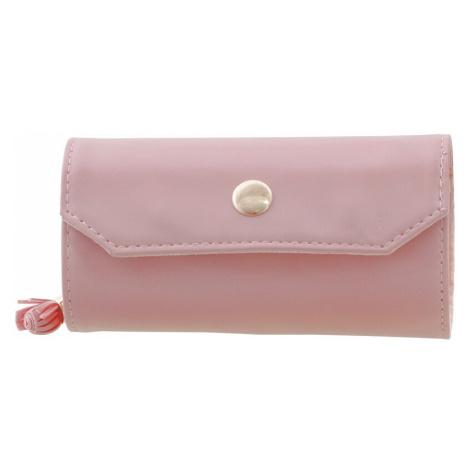 Beneto Svetlo ružová cestovné šperkovnica JWL BOX