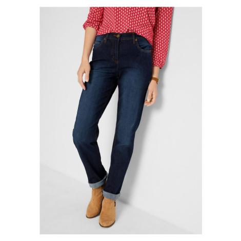 Komfortné strečové džínsy, STRAIGHT