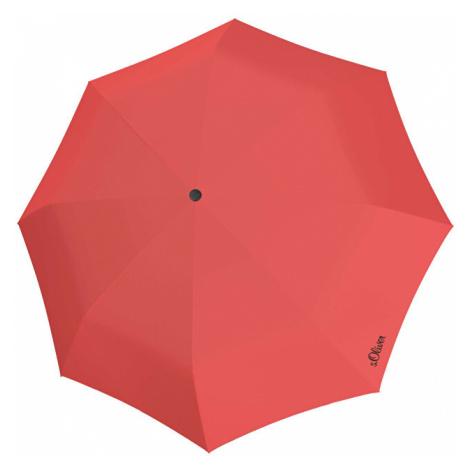 s.Oliver Dámsky skladací mechanický dáždnik Smart Uni 70963SO292