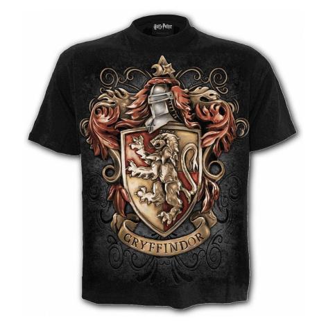 tričko SPIRAL Harry Potter HARRY POTTER Čierna