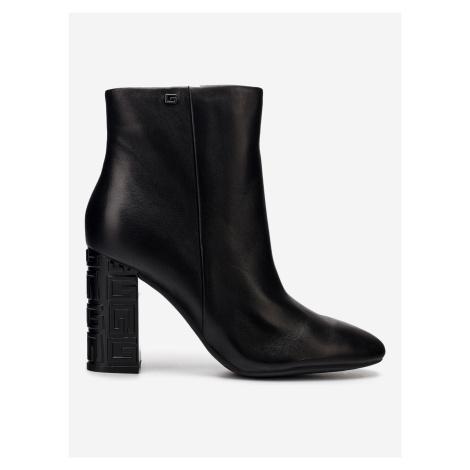 Lariah Kotníková obuv Guess Čierna