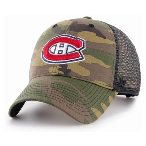 BLACK FRIDAY - Šiltovka 47 Brand MVP Trucker Branson NHL Montreal Canadiens Camo