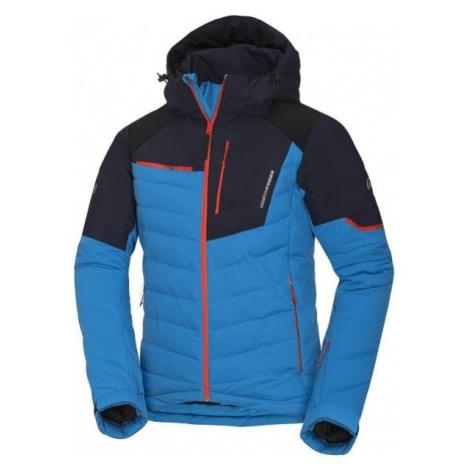 Northfinder INDIGO modrá - Pánska lyžiarska bunda
