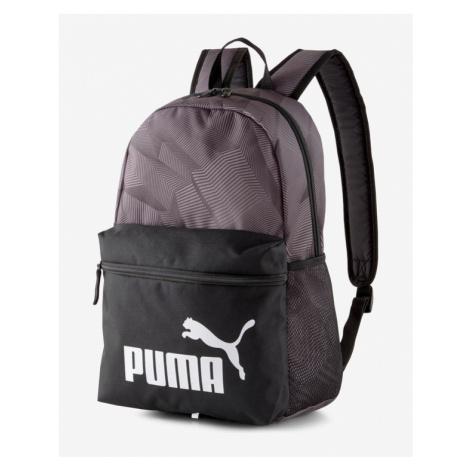 Puma Phase AOP Batoh Čierna Šedá