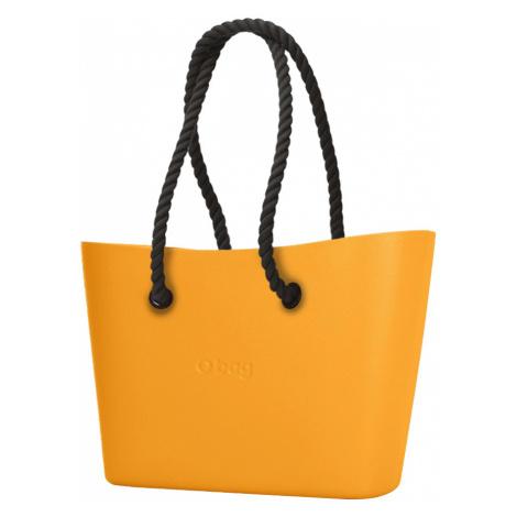 O bag kabelka Urban Becco Doca s čiernymi dlhými povrazmi