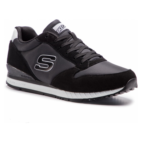 Sneakersy SKECHERS - Waltan 52384/BLK Black