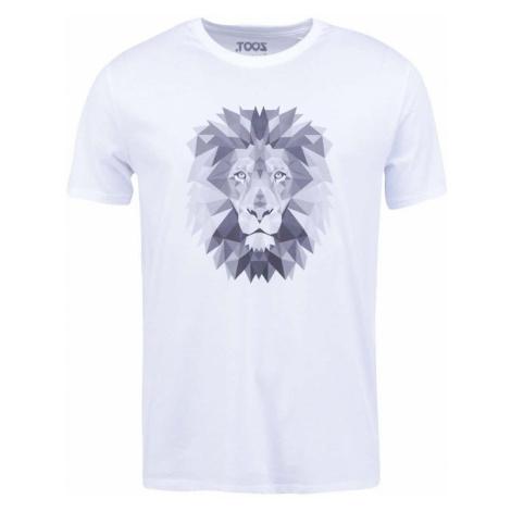 ZOOT Original White Men's T-Shirt ZOOT Original Lion