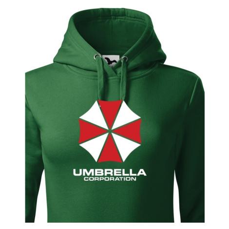Dámska mikina Umbrella Corporation - tričko zo série Resident Evil