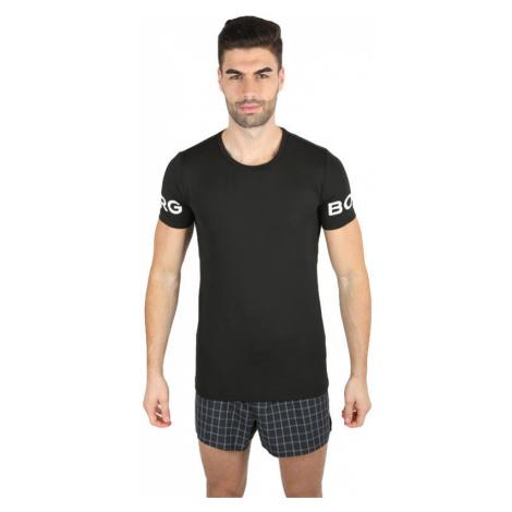Pánske športové tričko Bjorn Borg čierne (9999-1140-90651)