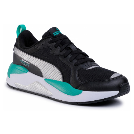 Topánky PUMA - Mapm X-Ray 306509 02  P Black/P Silver/P Black