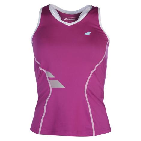 Babolat Core Crop Tennis Vest Ladies