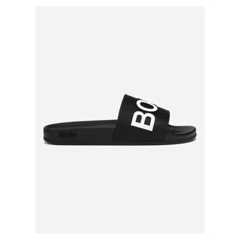 Bay Pantofle BOSS Čierna Hugo Boss