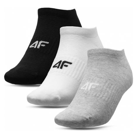 Dámske členkové ponožky 4F