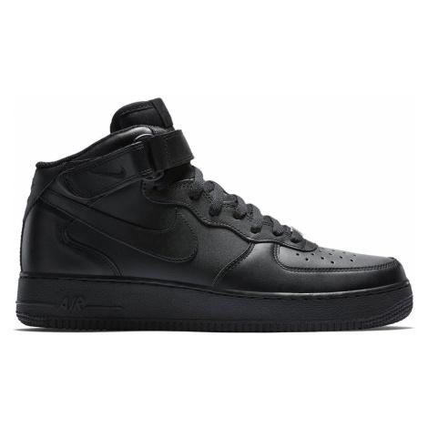 Nike Air Force 1 Mid '07-11.5 čierne 315123-001-11.5