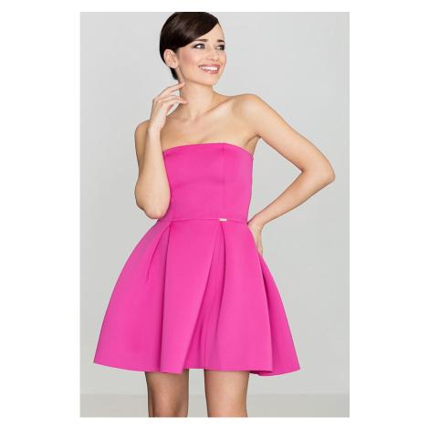 Šaty bez ramienok Lenitif