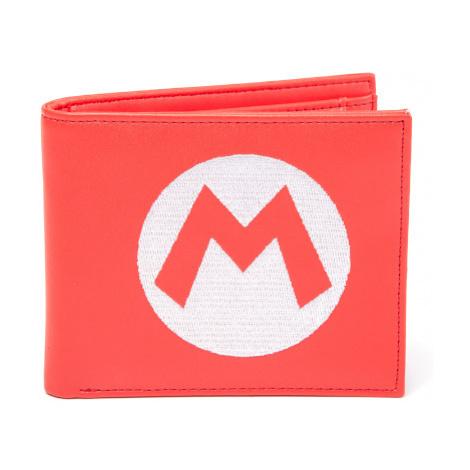Peňaženka Nintendo - Super Mario Red