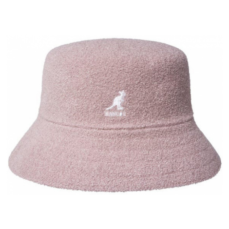 Ružový klobúk Bermuda Bucket Kangol