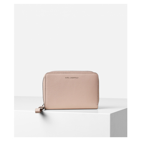 Peňaženka Karl Lagerfeld K/Vektor Medium Zip Wallet