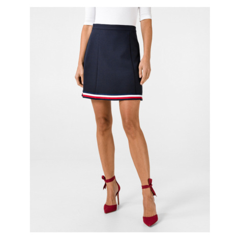 Rovné sukne Tommy Hilfiger