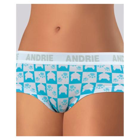 Women's panties Andrie turquoise