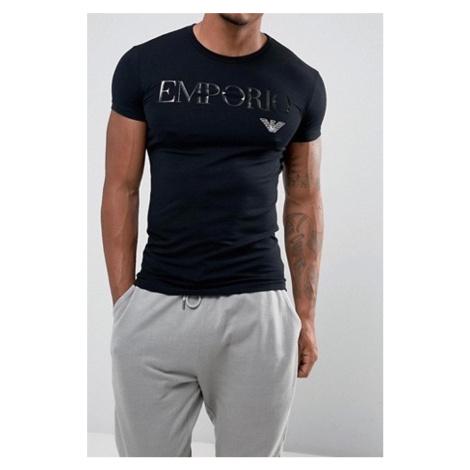 Emporio Armani Underwear Emporio Armani Crew Neck tričko - čierne
