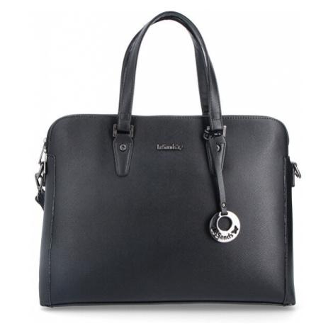Le-Sands Dámska kabelka na notebook Black