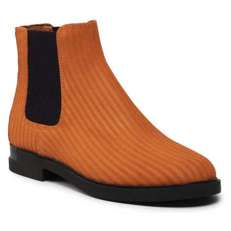Kotníková obuv s elastickým prvkom CAMPER