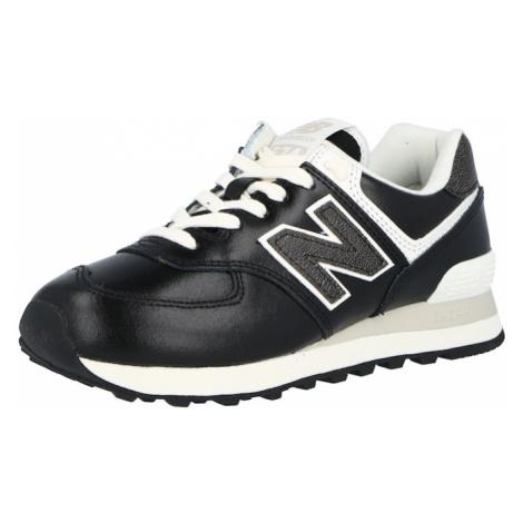 new balance Nízke tenisky '574'  čierna