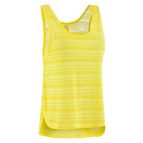 KARI TRAA MAREN TOP žltá - Ultraľahké dámske tielko