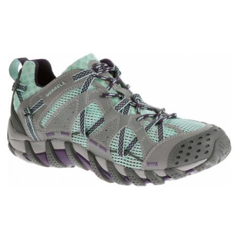 Merrell WATERPRO MAIPO šedá - Dámska outdoorová obuv