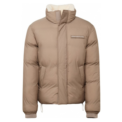 DRYKORN Zimná bunda 'Ruxx 2'  béžová