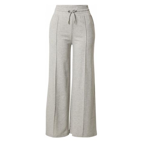 NEW LOOK Plisované nohavice  sivá