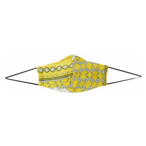 Rich & Royal Látkové rúško  žltá