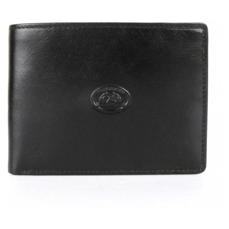 Tony Perotti Pánska kožená peňaženka Italico 537 - černá