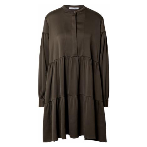 Samsoe Samsoe Košeľové šaty 'Margo'  hnedá