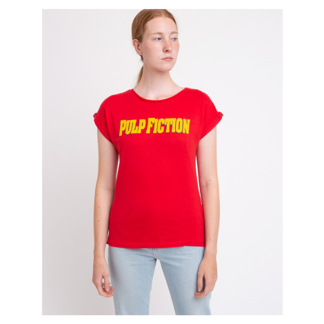 Dedicated T-shirt Visby Pulp Fiction Red