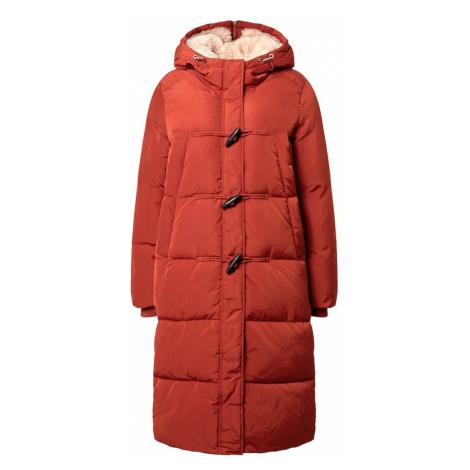 s.Oliver Zimný kabát  tmavooranžová