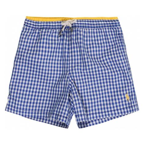 POLO RALPH LAUREN Plavecké šortky  kráľovská modrá