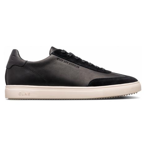 Clae Deane Black Water Repellente Leather-10.5 čierne CL20CDN02-BWL-10.5