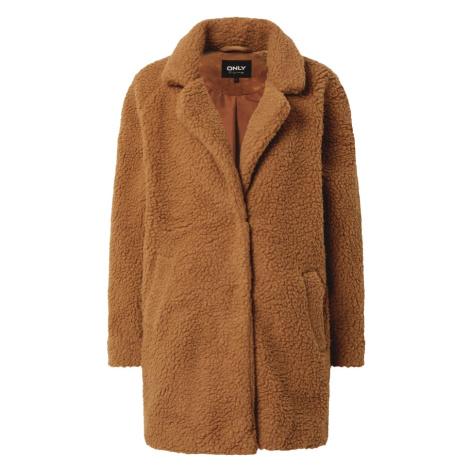 ONLY Prechodný kabát 'Aurelia'  hnedá