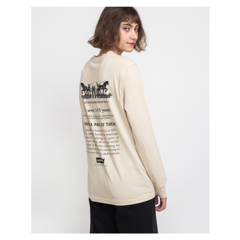 Levi's® Ls Relaxed Graphic Tee Black Levi´s