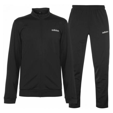 Men's Tracksuit Adidas Basics Polyester Tracksuit