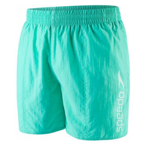 Speedo SCOPE 16 WATERSHORT zelená - Pánske plavecké šortky