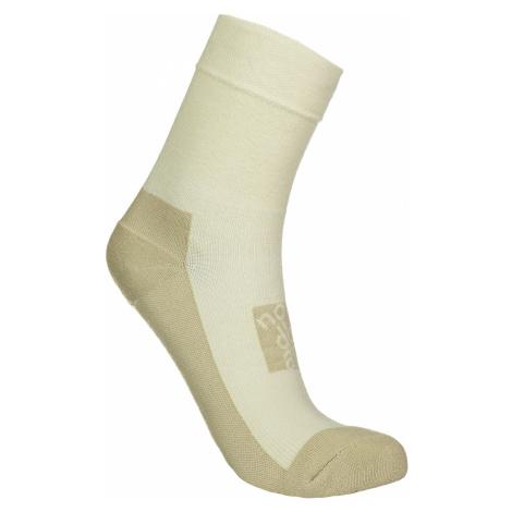 Nordblanc Impact outdoorové ponožky béžovej