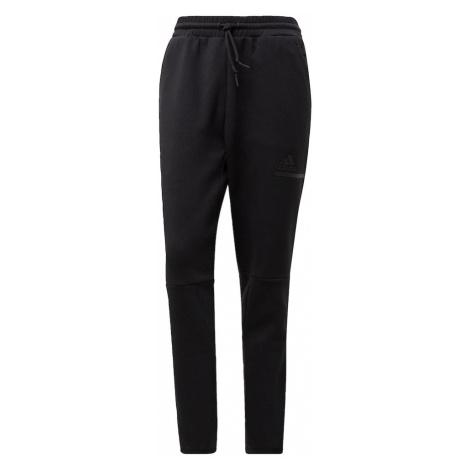 ADIDAS PERFORMANCE Športové nohavice 'ZNE'  čierna