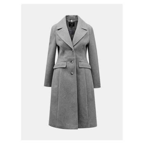 Dorothy Perkins sivé kabát