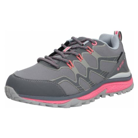 HI-TEC Športová obuv 'Stinger WP'  ružová / sivá / zelená