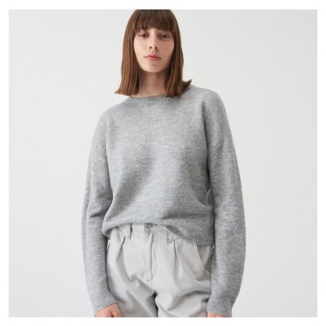 Sinsay - Dámsky sveter - Svetlošedá