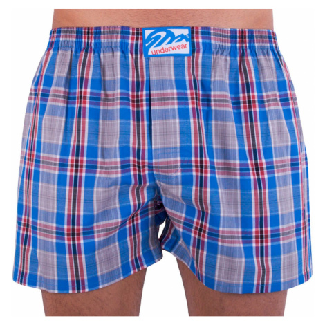 Men's shorts Styx classic rubber multicolored (A727)