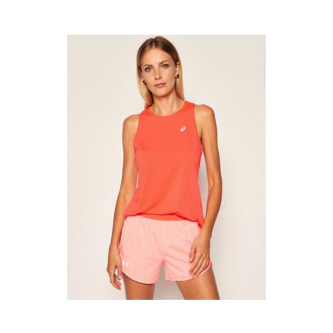 Asics Funkčné tričko Race 2012A787 Oranžová Slim Fit